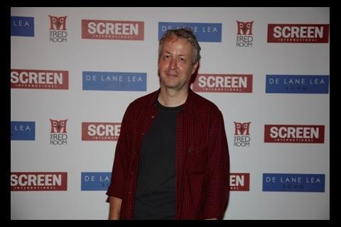 Producer Robin Gutch